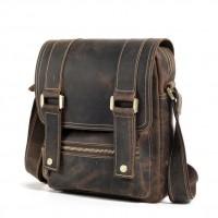 Мужская кожаная сумка Tiding Bag T1172