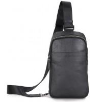 Кожаный рюкзак Tiding Bag 4001A