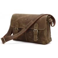 Мужская кожаная сумка Tiding Bag 6002B