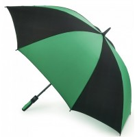 Зонт-гольфер Fulton Cyclone S837 - Black Green