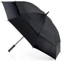 Зонт-гольфер Fulton Stormshield S669 - Black