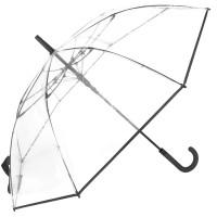 Зонт-трость женский Fare Pure FARE7112-black