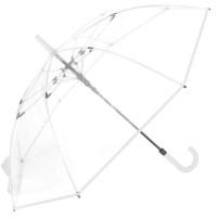 Зонт-трость женский Fare Pure FARE7112-white