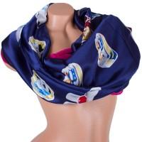 Женский атласный шарф Eterno ES1908-14-2