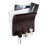 Магнитный держатель для ключей и писем Magnetter Umbra Эспрессо