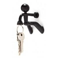 Держатель для ключей Key Pete Peleg Design Черный
