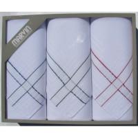 Мужские носовые платки Marvin Mink 92-08