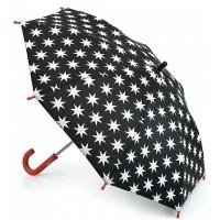 Детский зонт-трость Fulton Junior-4 C724 - Waterreactive