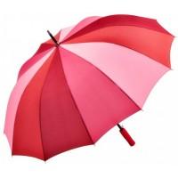 Зонт-трость Fare 4584 комбинированный красный