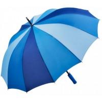 Зонт-трость Fare 4584 комбинированный синий