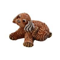 Керамическая фигурка De Rosa Rinconada Families Zodiac Щенок Кокер-Спаниель