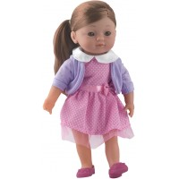 Кукла Dolls World Шарлотта рыжая