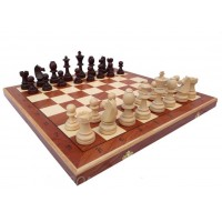 Шахматы Wiegel турнирные N6 Intarsia 3057
