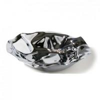 Ваза для фруктов Sarria Alessi Полированная сталь