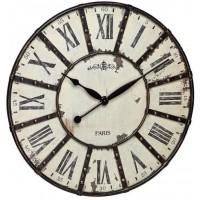 Часы настенные TFA Vintage XXL в античном стиле