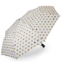 Женский складной зонт Happy Rain U42276-2