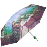 Женский механический компактный зонт Magic Rain ZMR51224-4