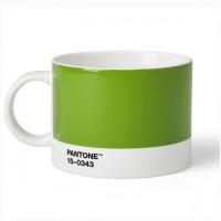 Чашка для чая PANTONE Living Green 15-0343