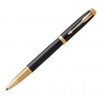 Ручка-роллер Parker IM 17 Premium  Black GT