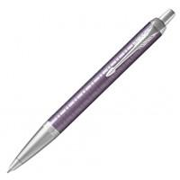 Шариковая ручка Parker IM 17 Premium Dark Violet  CT