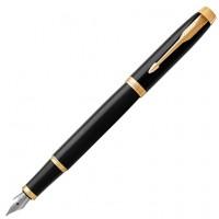 Перьевая ручка Parker IM 17 Black GT