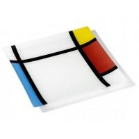 Блюдо Ring Glass Platter L Mondri PO Selected