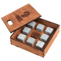 Камни для виски Whiskey stones THEROCK Small