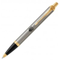 Шариковая ручка Parker IM Brushed Metal GT 22 232_TR