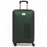 Чехол для чемодана Destination Unknown Design