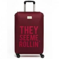Чехол для чемодана They See Me Rollin Rocket Design