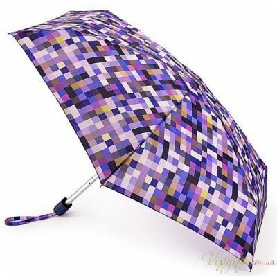 Складной зонт Fulton Tiny-2 L501 - Pixel Power