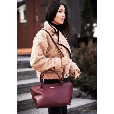 Женская сумка BlankNote Midi виноград
