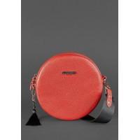 Круглая сумка BlankNote Tablet рубин
