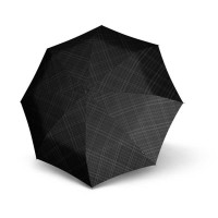 Зонт складной Knirps T.010 Small Manual Modern Black Kn9530107050