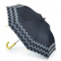Детский зонт-трость Fulton Junior-4 C724 - Back to School