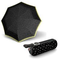 Зонт складной Knirps 811 X1 Flakes Black