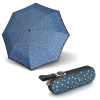 Зонт складной Knirps 811 X1 Flakes Blue