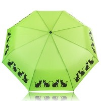 Женский зонт автомат Doppler DOP7441465C06-green