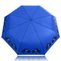 Женский зонт автомат Doppler DOP7441465C06-navy