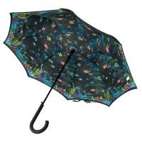 Женский зонт-трость Fulton Bloomsbury-2 L754 - Under The Sea