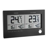 Термометр TFA цифровой Twin 303048
