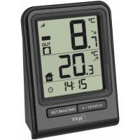 Термометр с внешним датчиком TFA Prisma 30306301