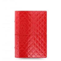Органайзер Filofax Domino Luxe Personal Red