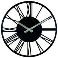 Часы настенные Glozis Rome Black