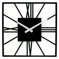 Часы настенные Glozis New York Black