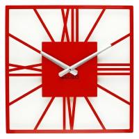 Часы настенные Glozis New York Red