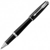 Ручка-роллер Parker Urban 17 Muted Black CT RB 30122