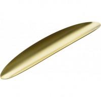 Блюдо для сервировки Ellipse Alessi Золотое покрытие