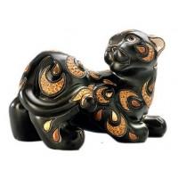 Керамическая фигурка De Rosa Rinconada Small Wildlife Пантера