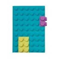 Блокнот Mark's Silicon A6 Бирюзовый